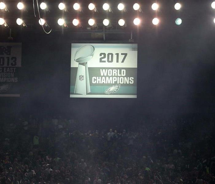 Philadelphia Eagles Unveil 2017 Championship Banner