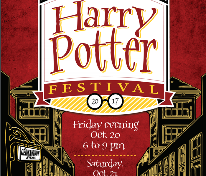 Chestnut Hill Harry Potter Festival Event
