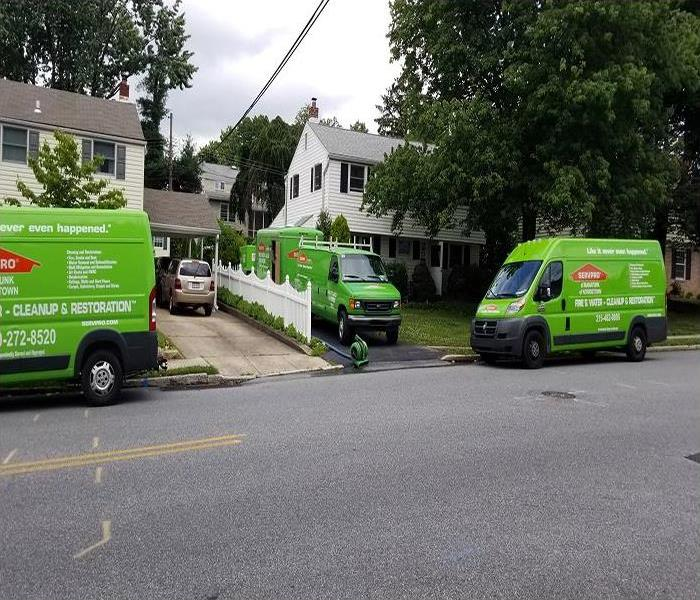 Norristown Residential Water Damage