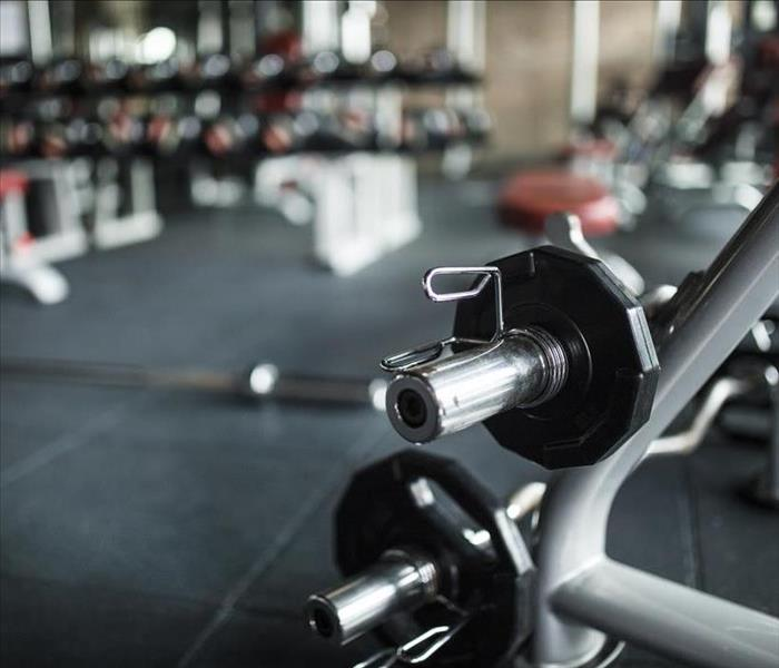 Commercial Professional Restoration To Flood Damages At Your Norristown Gym
