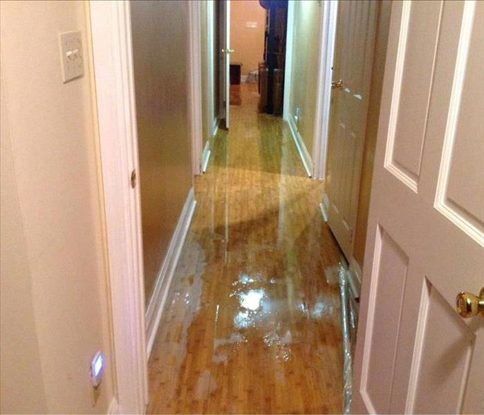 Water Damage Remediating Norristown Flood Damage From Failing Plumbing