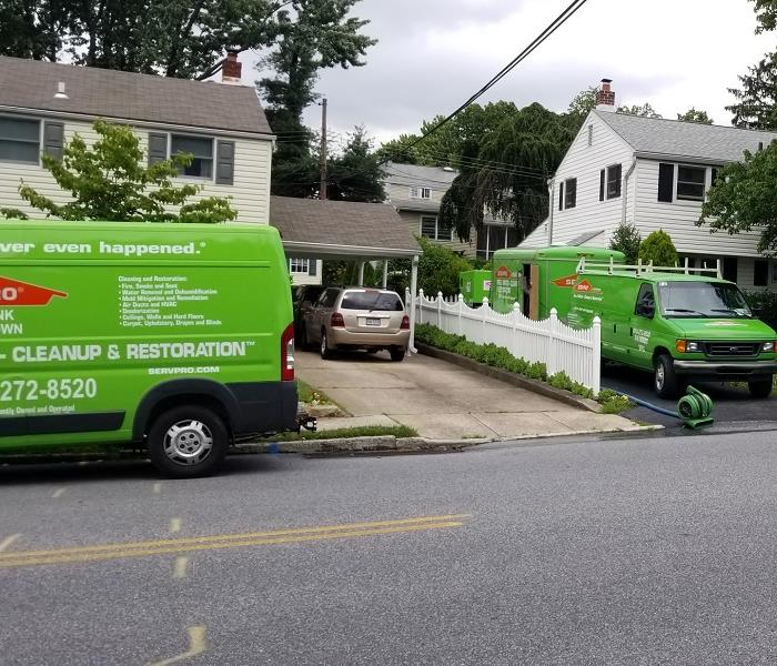 Water Damage Water Damage Happens in Norristown. Have You Developed a SERVPRO Emergency Ready Profile?